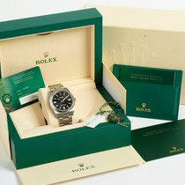 Rolex Oyster Perpetual new 2020 Automatic Watch with original box and original papers 124300