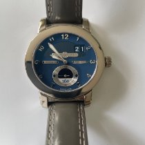 Ulysse Nardin Classic White gold 43mm Blue Arabic numerals United States of America, Ohio, West Chester