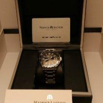 Maurice Lacroix Miros Steel 40mm Black