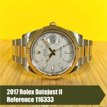 Rolex Datejust II Gold/Steel 41mm White Roman numerals United States of America, Florida, Coral Gables