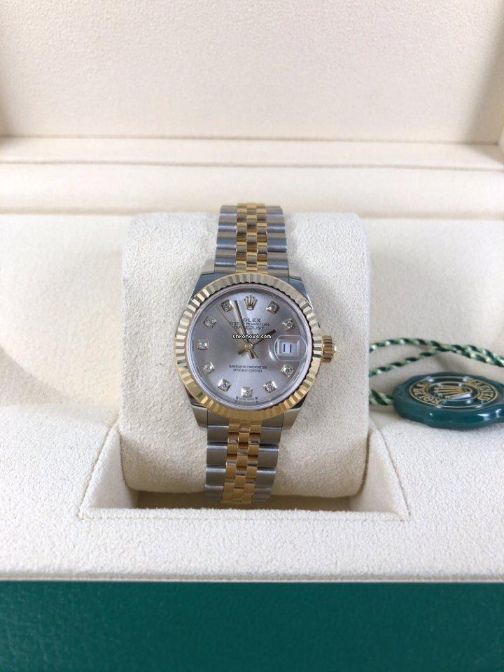 Rolex Lady-Datejust 279173 2021 yeni