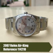 Rolex Air King Steel 34mm Silver United States of America, Florida, Coral Gables
