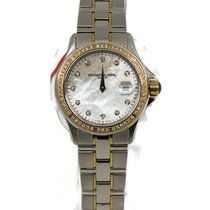 Raymond Weil Parsifal Gold/Steel 28mm Mother of pearl United States of America, New York, New York