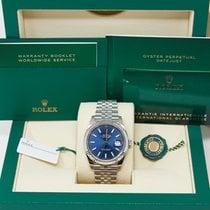 Rolex Datejust Steel 41mm Blue No numerals United States of America, California, Los Angeles