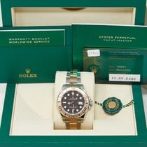 Rolex Yacht-Master 40 Gold/Steel 40mm Black No numerals United States of America, California, Los Angeles