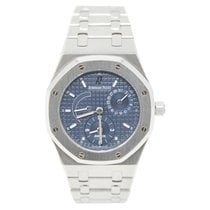 Audemars Piguet Royal Oak Dual Time 25730ST.OO.0789ST.07 Very good Steel Automatic