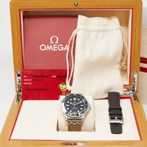 Omega Seamaster Diver 300 M Steel 42mm Black No numerals United States of America, California, Los Angeles