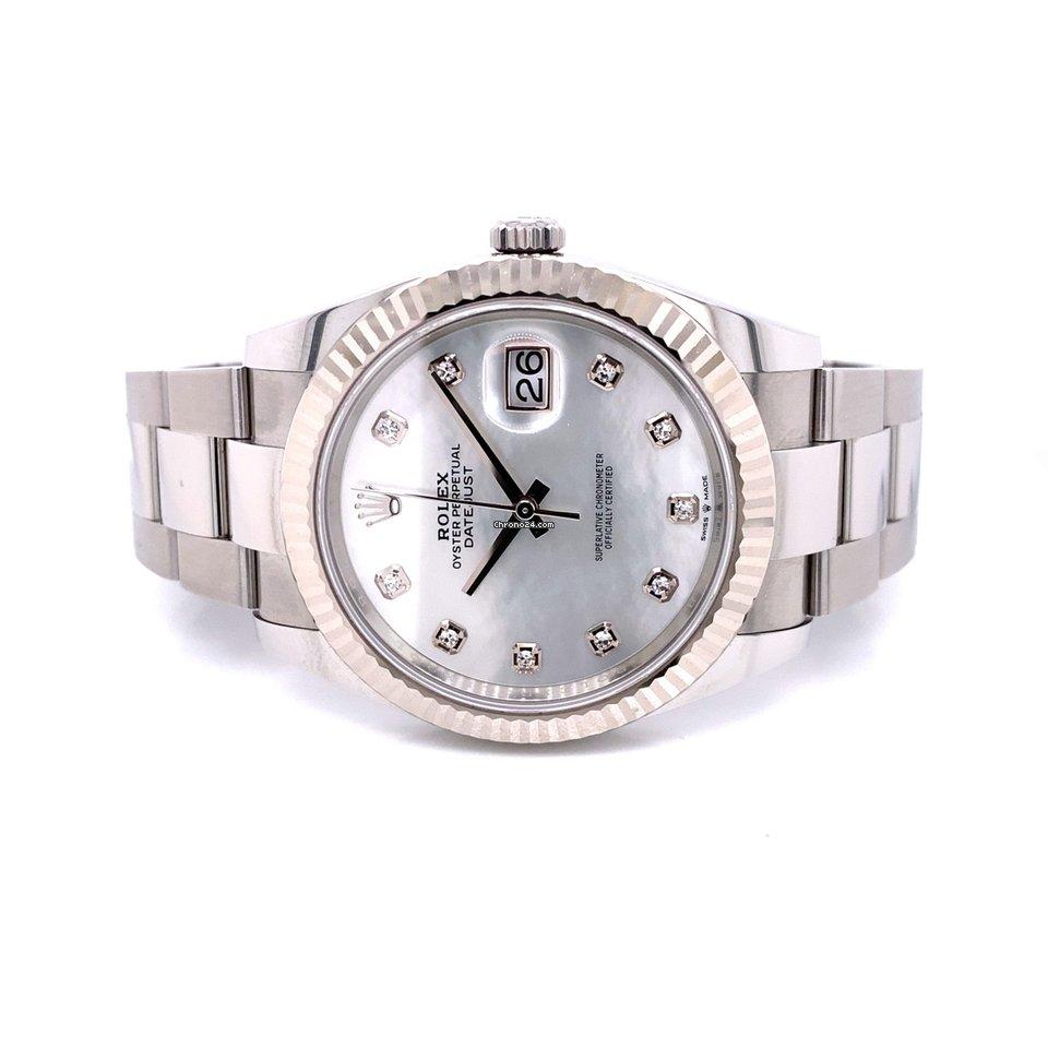 Rolex Datejust 126334 2020 usados