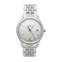 Jaeger-LeCoultre Master Control Date Steel 39mm Silver United States of America, Pennsylvania, Bala Cynwyd