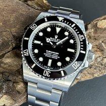 Rolex Submariner (No Date) Steel 41mm Black
