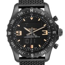 Breitling Chronospace Military Сталь 46mm