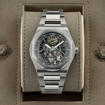Girard Perregaux Laureato Steel 42mm Transparent United States of America, New York, Airmont