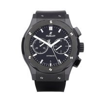 Hublot Classic Fusion Chronograph Ceramic 45mm Black United Kingdom, Bishop's Stortford