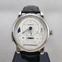 Montblanc 111012 Staal Nicolas Rieussec 43mm nieuw