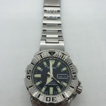 Seiko Monster pre-owned Steel