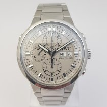 IWC IW3715 Steel GST 43mm pre-owned