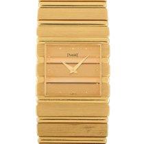 Piaget Polo Желтое золото 25mm Золотой