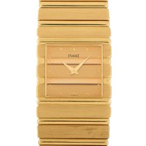 Piaget Polo pre-owned 25mm Gold Yellow gold