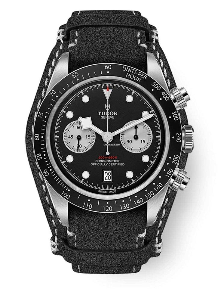 Tudor Black Bay Chrono M79360N-0005 2021 new