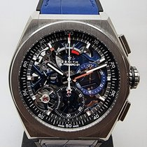Zenith Titan 44mm Automatisk 95.9002.9004/78.R584 ny