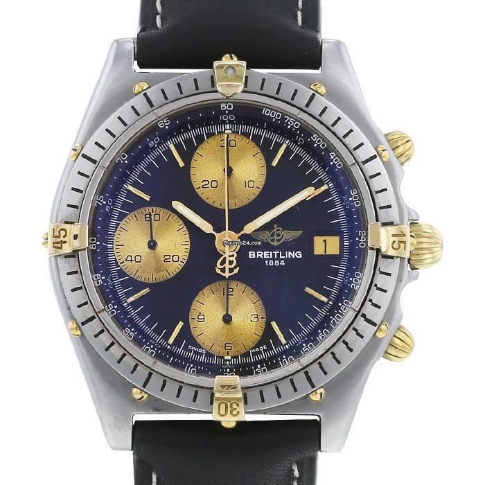Breitling Chronomat B13047 1991 подержанные