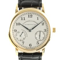 A. Lange & Söhne Yellow gold 36mm Manual winding 221.032 pre-owned