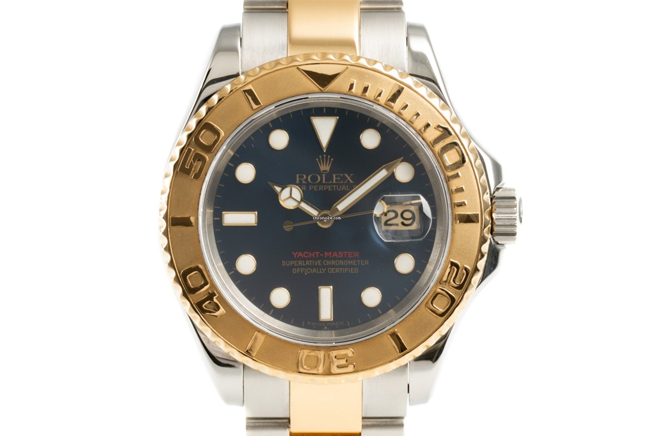 Rolex Yacht-Master 40 16623 2004 pre-owned