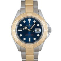 Rolex 16623 Gold/Steel 2005 Yacht-Master 40 40mm pre-owned