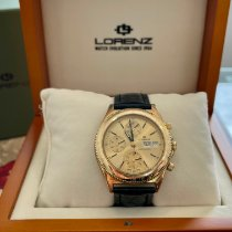 Lorenz pre-owned Automatic 40mm Gold Glass