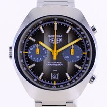 Heuer Steel 39mm Automatic 110.573 pre-owned