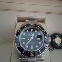 Rolex Sea-Dweller 4000 Stahl Schwarz Keine Ziffern Schweiz, Basel