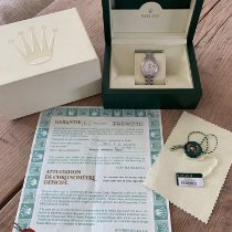 Rolex Oyster Perpetual Lady Date new 1997 Automatic Watch with original papers 69190