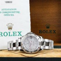 Rolex 168622 Staal 2002 Yacht-Master 35mm tweedehands