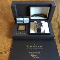 Zenith El Primero Chronomaster Otel 45mm Maron Roman România, Bucharest