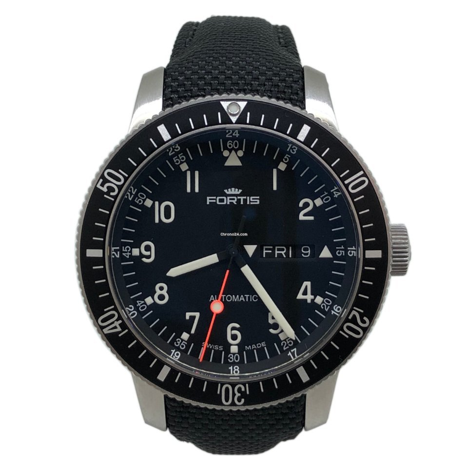 Fortis B-42 Official Cosmonauts 647.10.11 K 2021 pre-owned