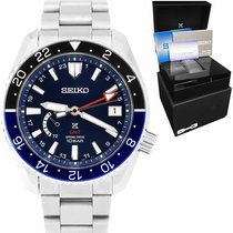 Seiko Prospex Titanium 44.8mm Blue United States of America, New York, Massapequa Park