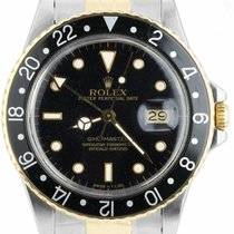Rolex GMT-Master Very good Gold/Steel 40mm Automatic