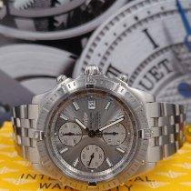 Breitling Crosswind Racing новые Автоподзавод Хронограф Часы с оригинальными документами и коробкой A13355
