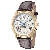 Frederique Constant Classics Moonphase Steel 40mm Roman numerals United States of America, Florida, Sarasota