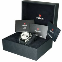 Tudor Black Bay Chrono Steel 41mm White United States of America, New York, Smithtown