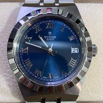 Tudor Royal Steel 34mm Blue
