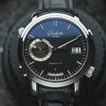 Glashütte Original Senator Diary Steel 42mm Black No numerals United States of America, California, Irvine