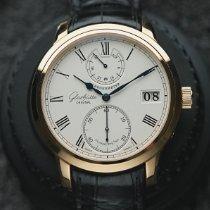 Glashütte Original Senator Chronometer Rose gold 42mm Silver United States of America, California, Irvine