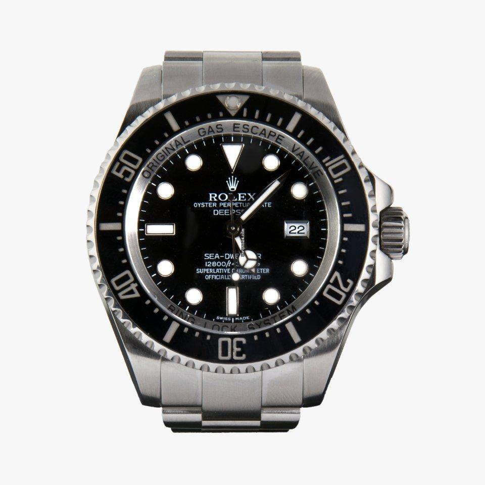 Rolex Sea-Dweller Deepsea 116660 2007 usados