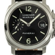 Panerai Luminor Marina Automatic Otel 40mm Negru