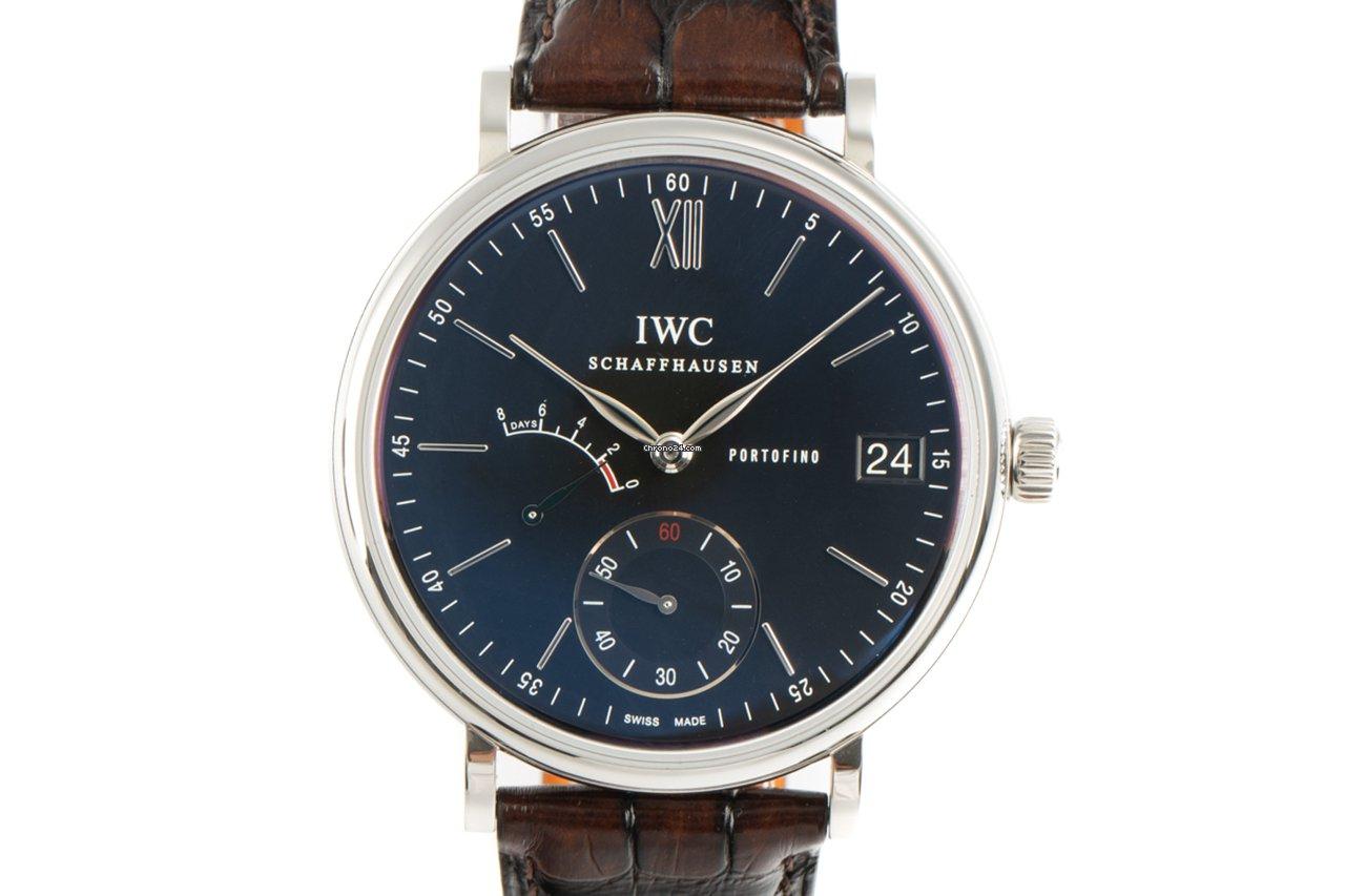 IWC Portofino Hand-Wound IW510102 2021 nov