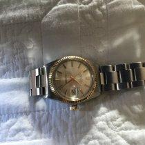 Rolex Datejust Ouro/Aço 36mm Prata Sem números Brasil, sao caetano do sul