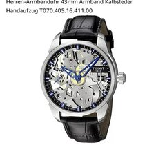Tissot T-Complication new 2020 Manual winding Watch with original box and original papers T0704051641100