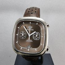 TAG Heuer Silverstone Acero 42mm Bronce Sin cifras
