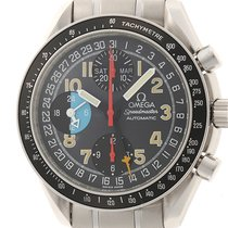 Omega Speedmaster Day Date 3520.53 Very good Steel 39mm Automatic